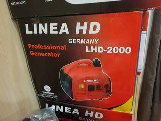 Generador de luz Inverter 2000 wattios