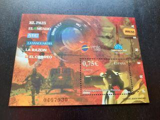 Corresponsales de Prensa Periódicos Diarios 2002