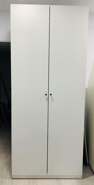 Armario PAX IKEA + estructura de cama plegable