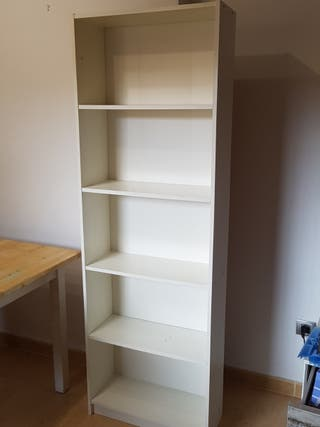 estantería librería IKEA GERSBY