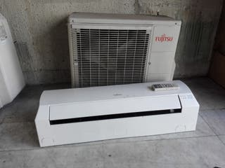 Bomba de calor Fujitsu