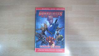 Guardianes de la Galaxia tomo 1 comic