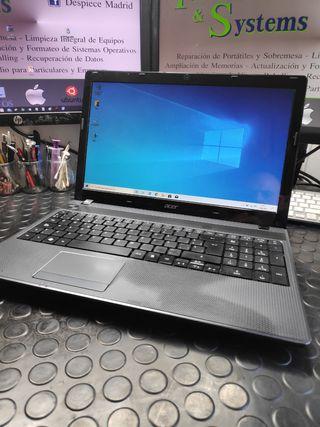 Ordenador portátil Acer Intel i5