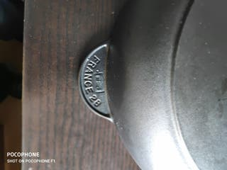 Sarten Le Creuset 28 cm hierro fundido vitrificado