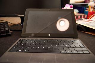 Surface Pro 2 + Teclado + Lápiz