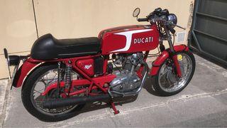 Ducati 24 horas 1973