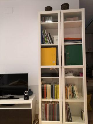 Librería Billy/Oxberg de Ikea