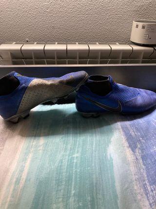 Botas de futbol gama alta talla 41