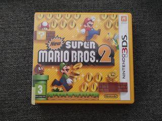 SUPER MARIO BROS 2 NINTENDO 3DS!!