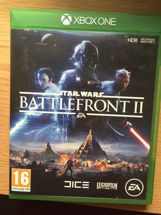 SW Battlefront 2 XBOX ONE