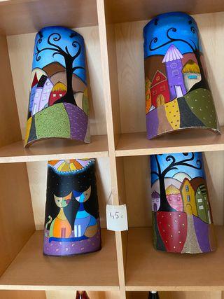 Teules decoratives varios models