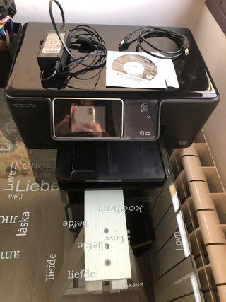 Impresora HP photo smart plus b210 series