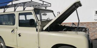 Land Rover santana 1990
