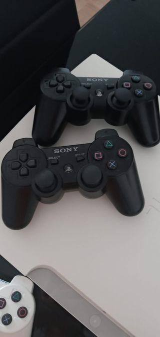 PS3+juegos+mandos
