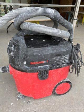 Aspirador industrial menzer vc 760