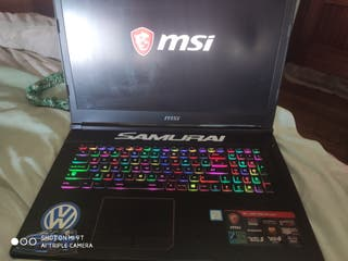 ordenador gaming MSI