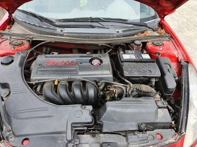 motor de Toyota Celica 2001