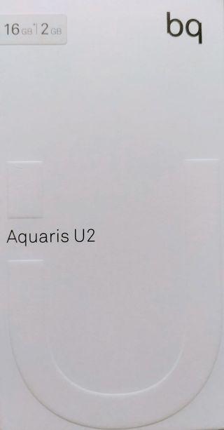 ¡Se vende BQ Aquaris U2!