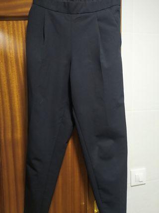 Pantalones pinzas