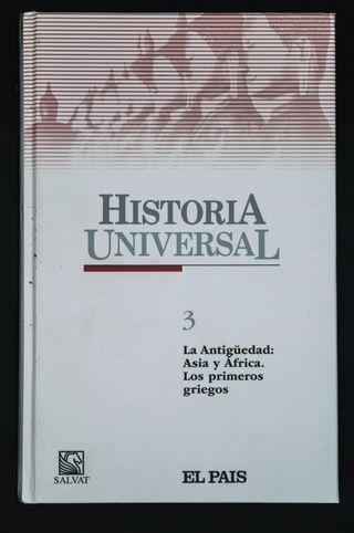 Historia Universal, volumen 3