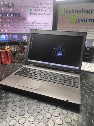 Ordenador portátil HP ProBook Pro