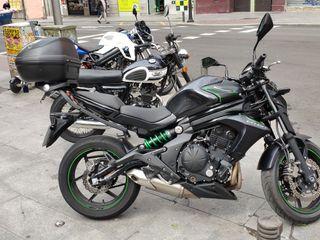 Kawasaki ER 6N. ABS