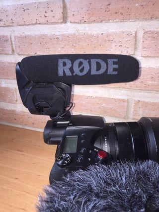 RODE Videomic Pro + DEADCAT
