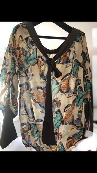 Elegante blusa Fornarina
