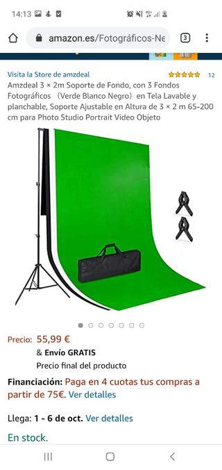 Fondo para video, fotografía, tiktok....