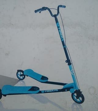 Patinete 3 ruedas niño/adulto