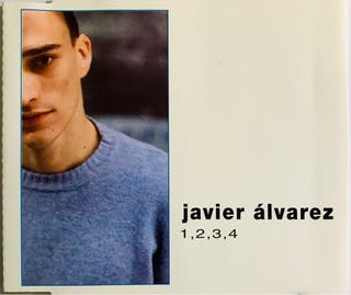 CD Single Javier Álvarez 1,2,3,4