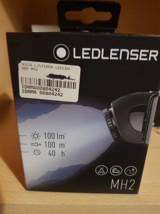 linterna LED lenser