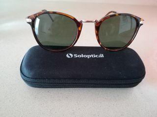 Gafas de sol de óptica