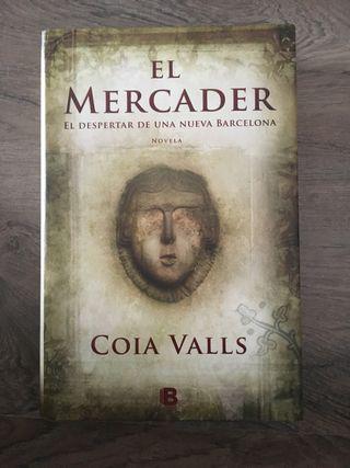 """Libro """"El mercader"""" Coia Valls"""