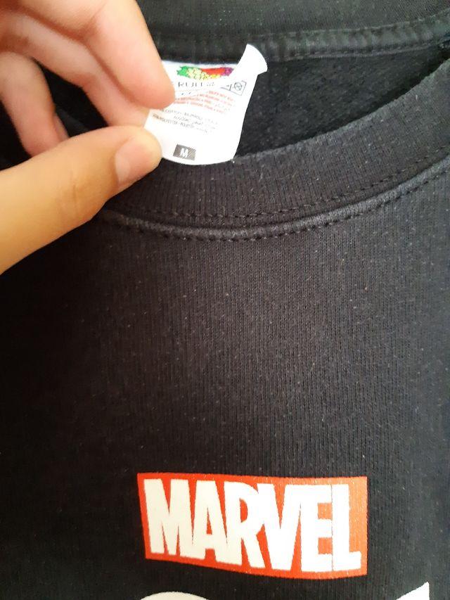 Sudadera Marvel . talla M