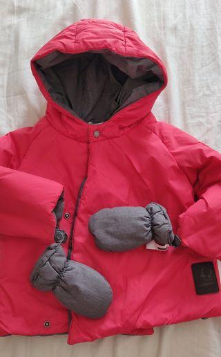 Abrigo reversible de bebé Obaibi