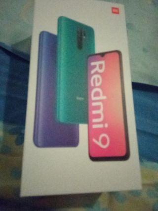 móvil Xiaomi redmi 9