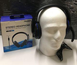 Auriculares micrófono Dobe P4 series