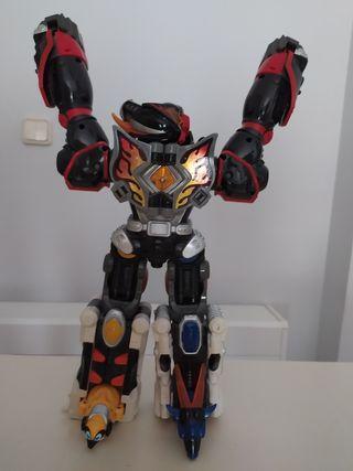 Transformers Power Rangers