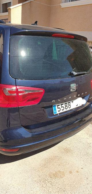 SEAT Alhambra 2012
