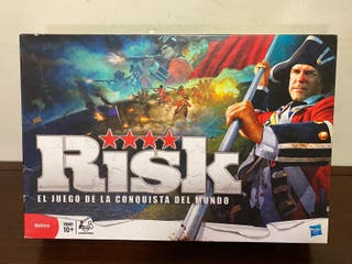 Risk - juego de mesa