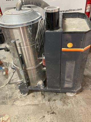 Aspirador polvo turbina 7,5 cv
