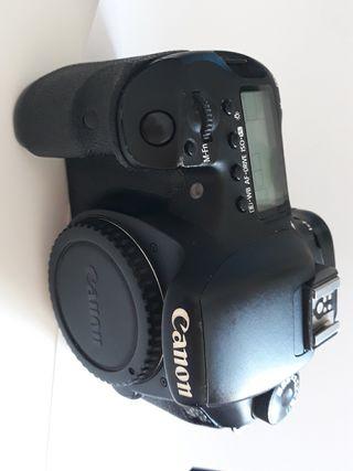 cámara 7d canon