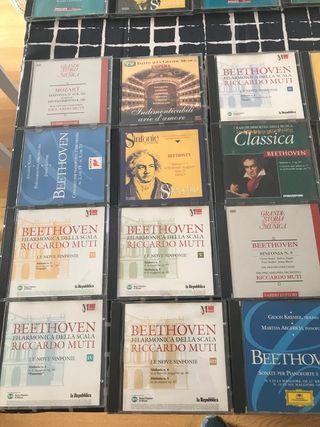 40 CD de música clasica