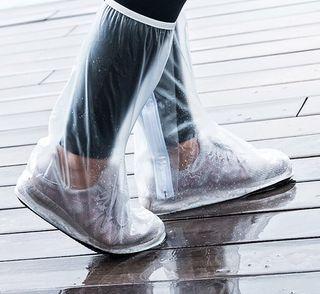 Chubasquero para calzado (lluvia o nieve)