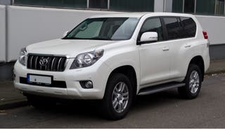 Toyota Land Cruiser 150 2012