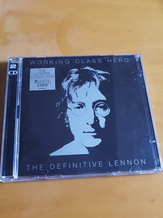 working class hero lennon cd
