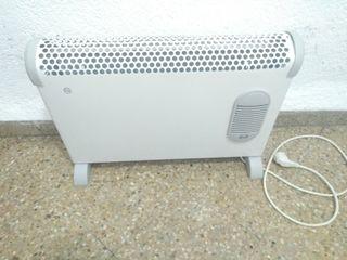 radiador estufa eléctrica