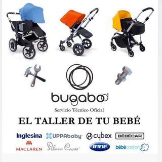 Reparar Bugaboo Maclaren Inglesina Yoyo carrito