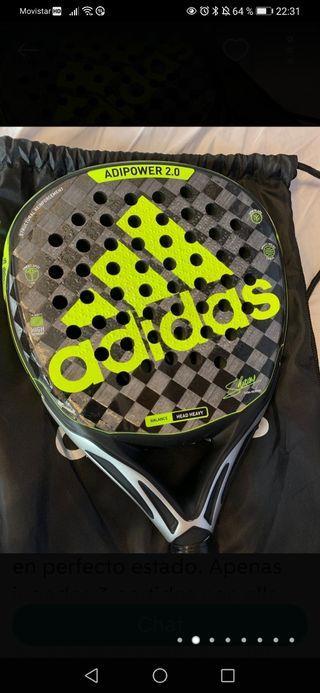 Adidas adipower attack 2.0